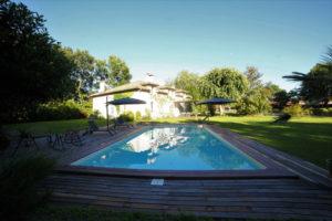 Maison d'hôtes avec piscine à Castets, au coeur de la forêt des Landes
